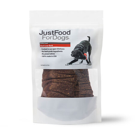 Beef Liver Bark Treats - Just Food For Dogs