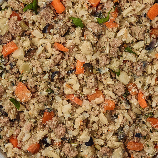 Lamb & Brown Rice - Just Food For Dogs