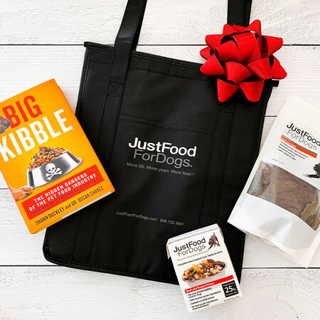Holiday Health Bundle - Beef - Just Food For Dogs