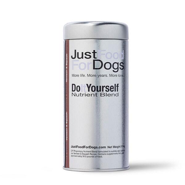 Do It Yourself Nutrient Blend - Venison