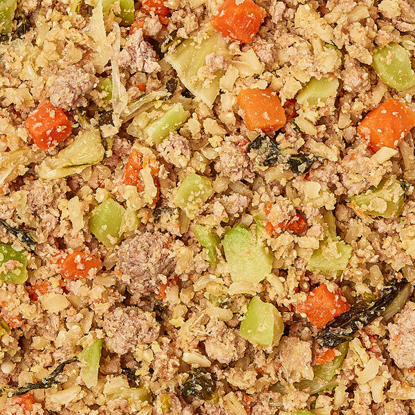 Beef & Chicken Stir Fry - Just Food For Dogs