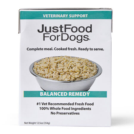 PantryFresh Balanced Remedy - Just Food For Dogs
