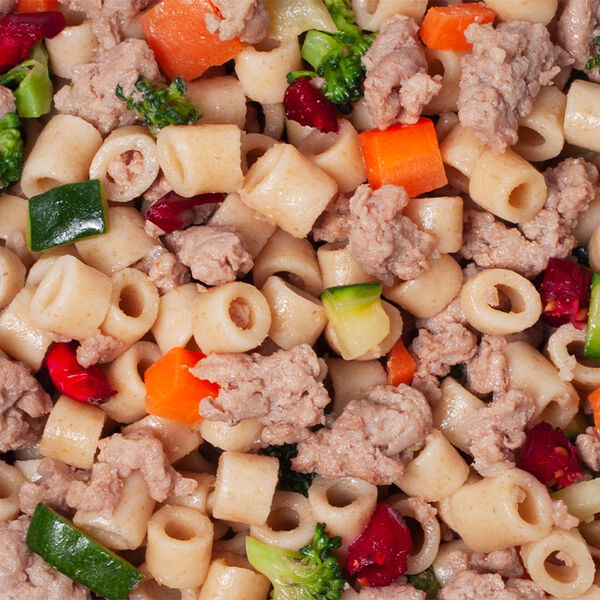 Turkey & Whole Wheat Macaroni - Just Food For Dogs
