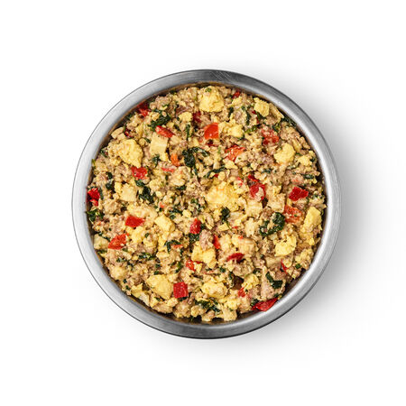 All Day Breakfast Special For Dogs - Just Food For Dogs