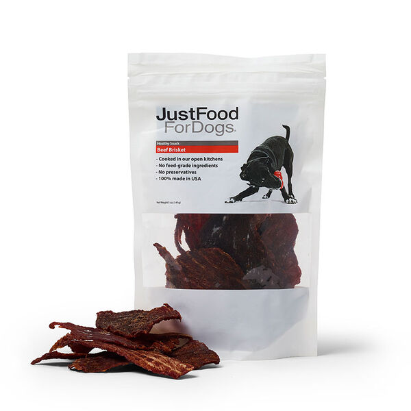 Beef Brisket Treats for Dogs image number null