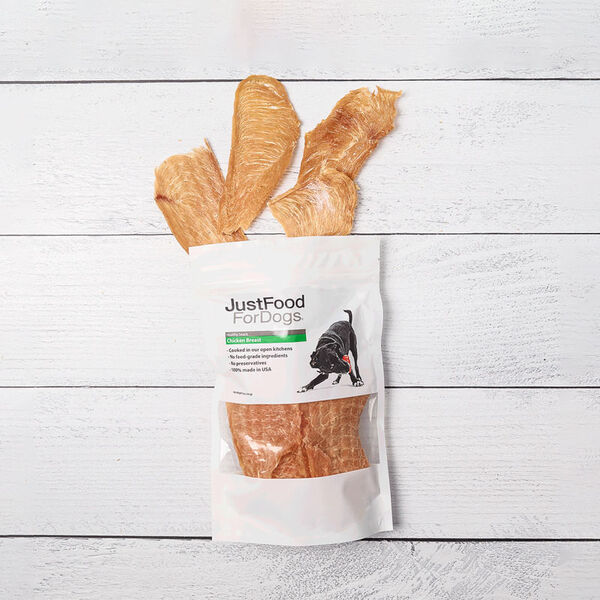 Chicken Breast Treats for Dogs