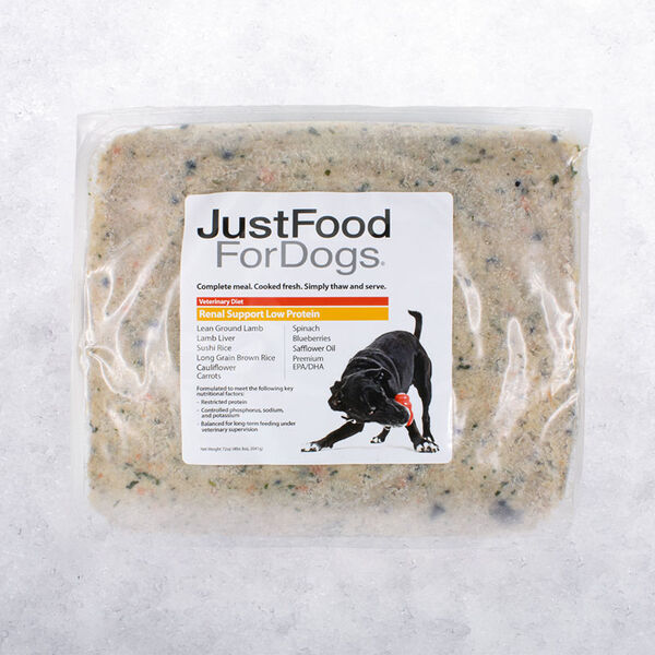 Renal Support Low Protein - Just Food For Dogs
