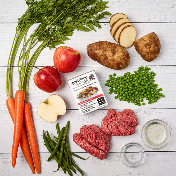 PantryFresh Beef & Russet Potato - Just Food For Dogs