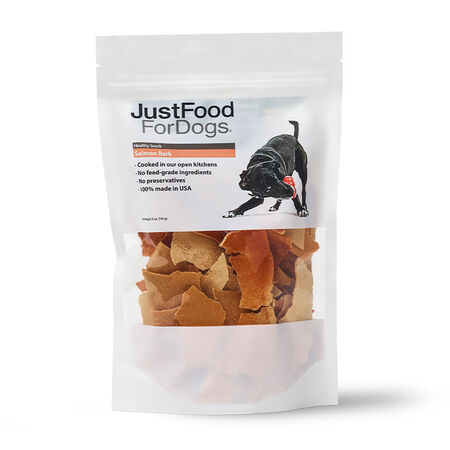 Salmon Bark Treats for Dogs - Just Food For Dogs