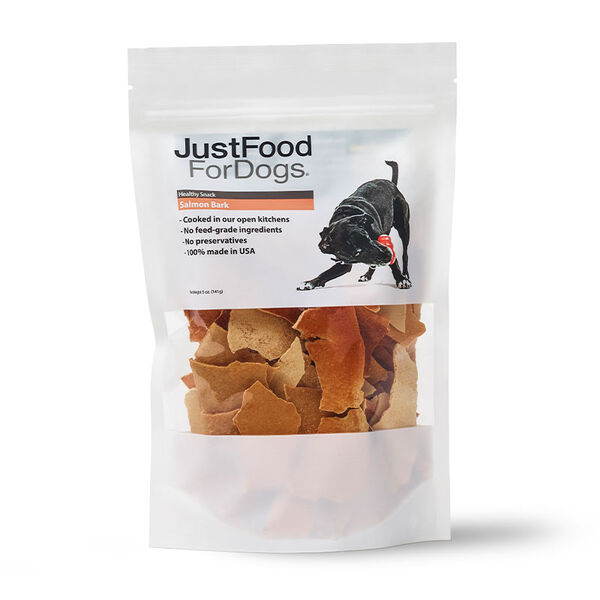 Salmon Bark for Dogs - Just Food For Dogs
