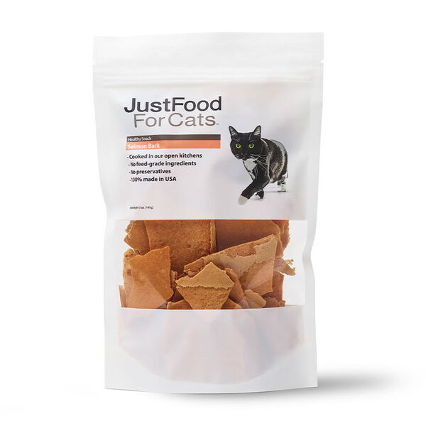 Salmon Bark for Cats - Just Food For Dogs