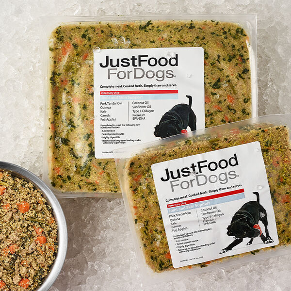 Joint & Skin Support - Just Food For Dogs