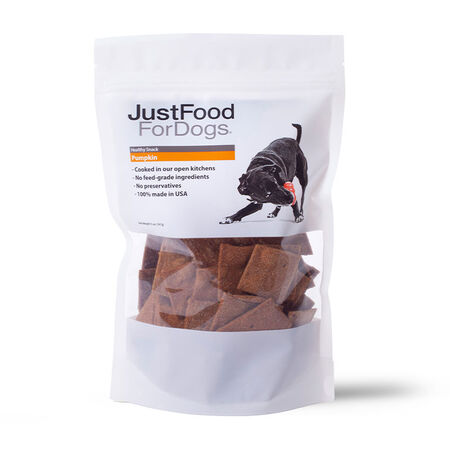 Pumpkin Treats - Just Food For Dogs