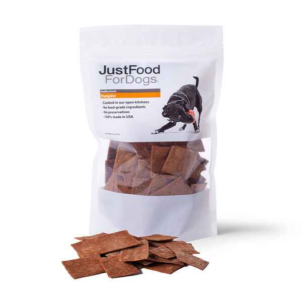 Pumpkin Treats for Dogs - Just Food For Dogs