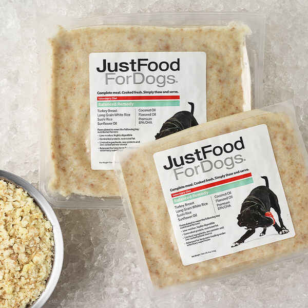 Balanced Remedy - Just Food For Dogs